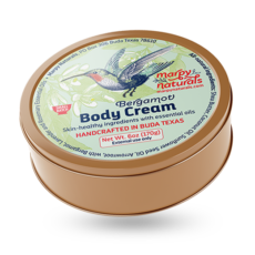 Bergamot body cream product image