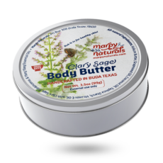 Clary Sage Body Butter image