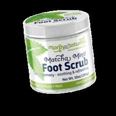 Matcha Mint Foot Scrub image